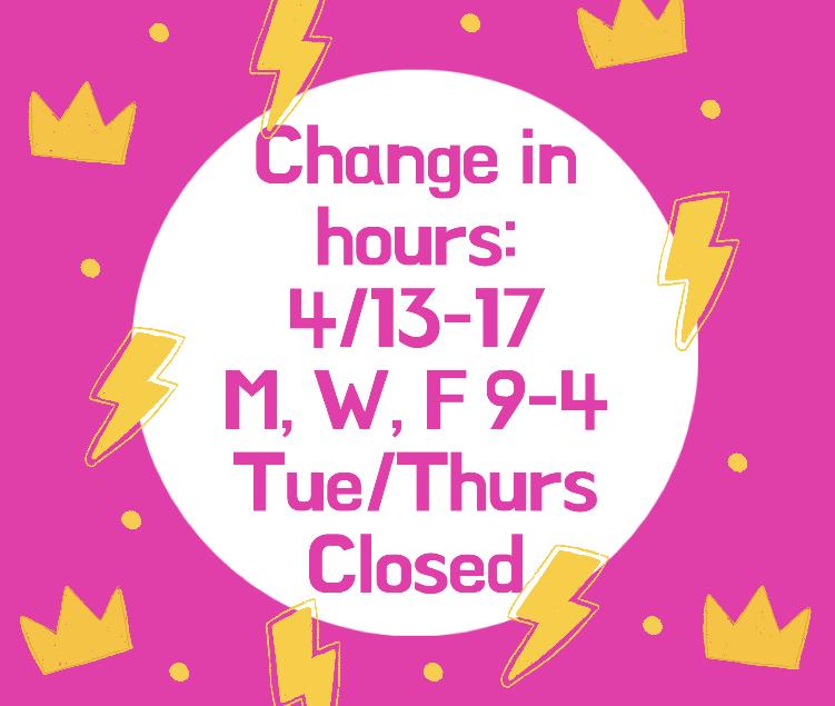 Hours for April 13th - April 17th - Newburyport MA | Watts ...
