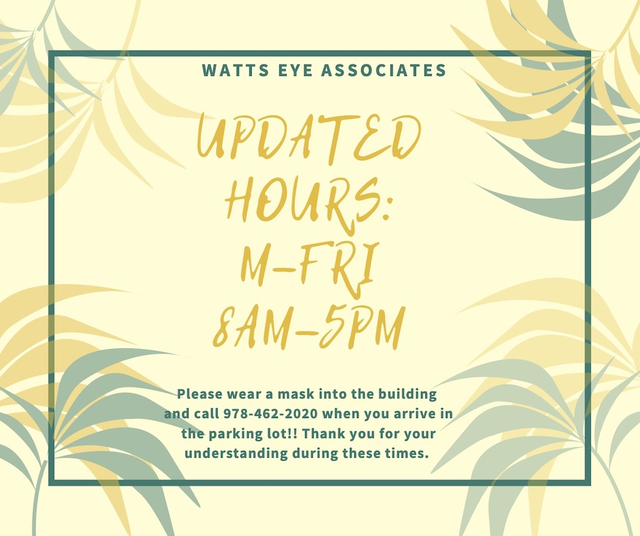 M-F: 8am to 5pm